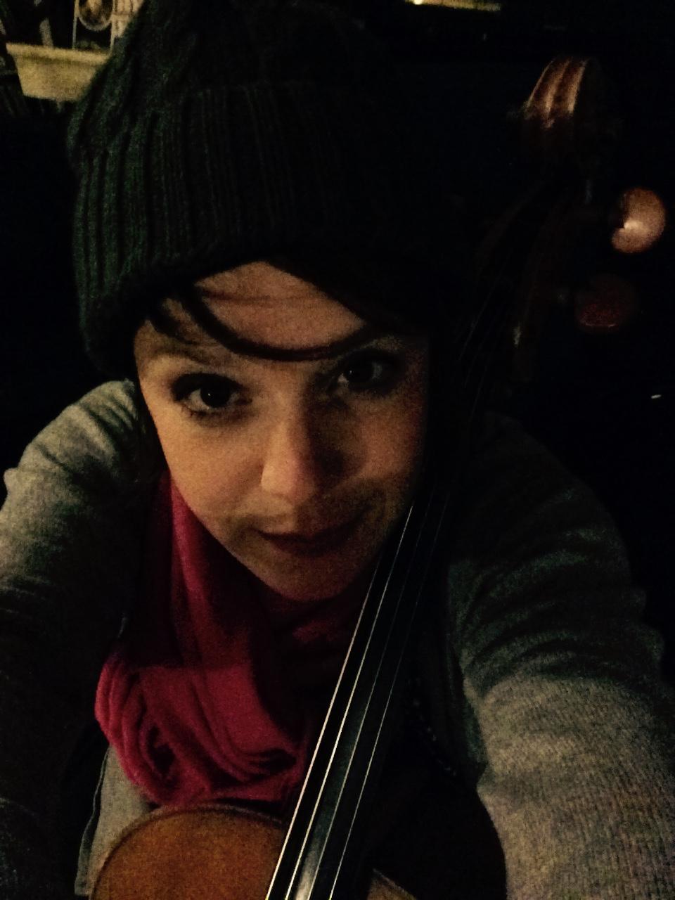 violoncelliste cherche résidence
