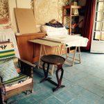 Vieille maison de famille accueille artistes à 1h de Paris