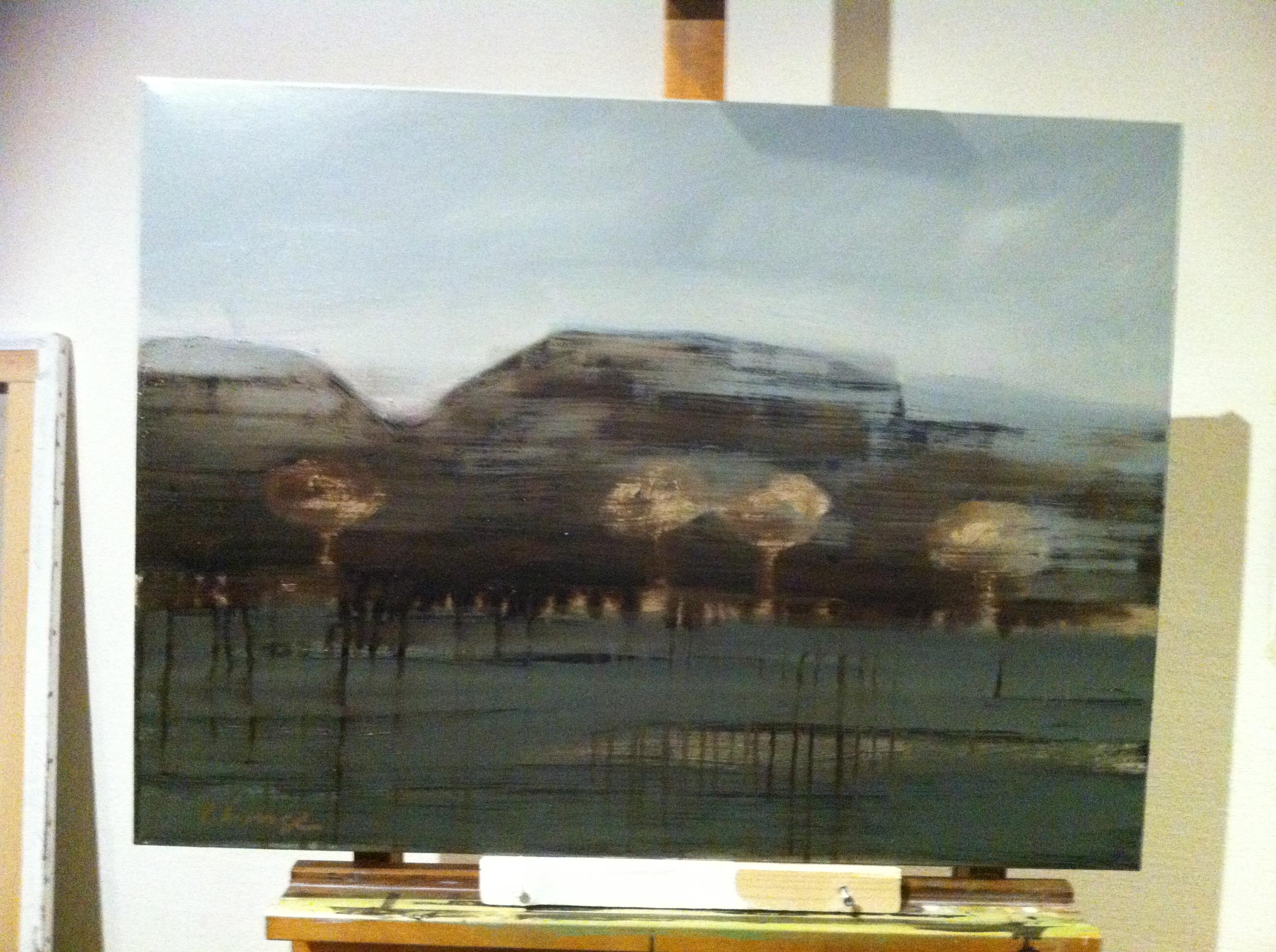 Artiste Peintre cherche résidence douarnenez