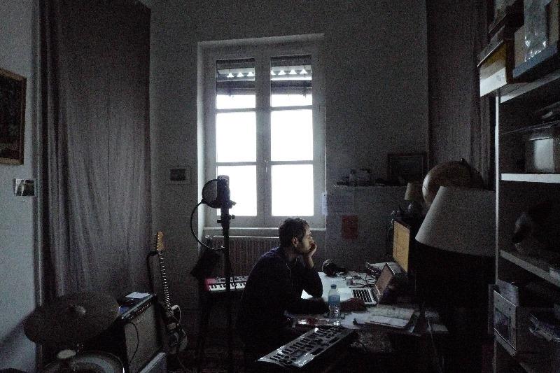 Résidence d'écriture et de composition