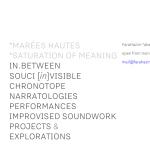 narration experimentale