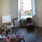 Atelier dans ville de Normandie pour artiste