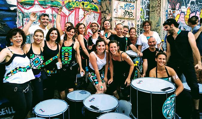Résidence artistique pour percussions