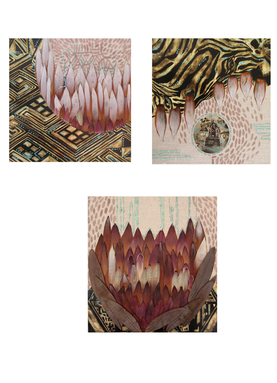 Thariens Trimorphic Art