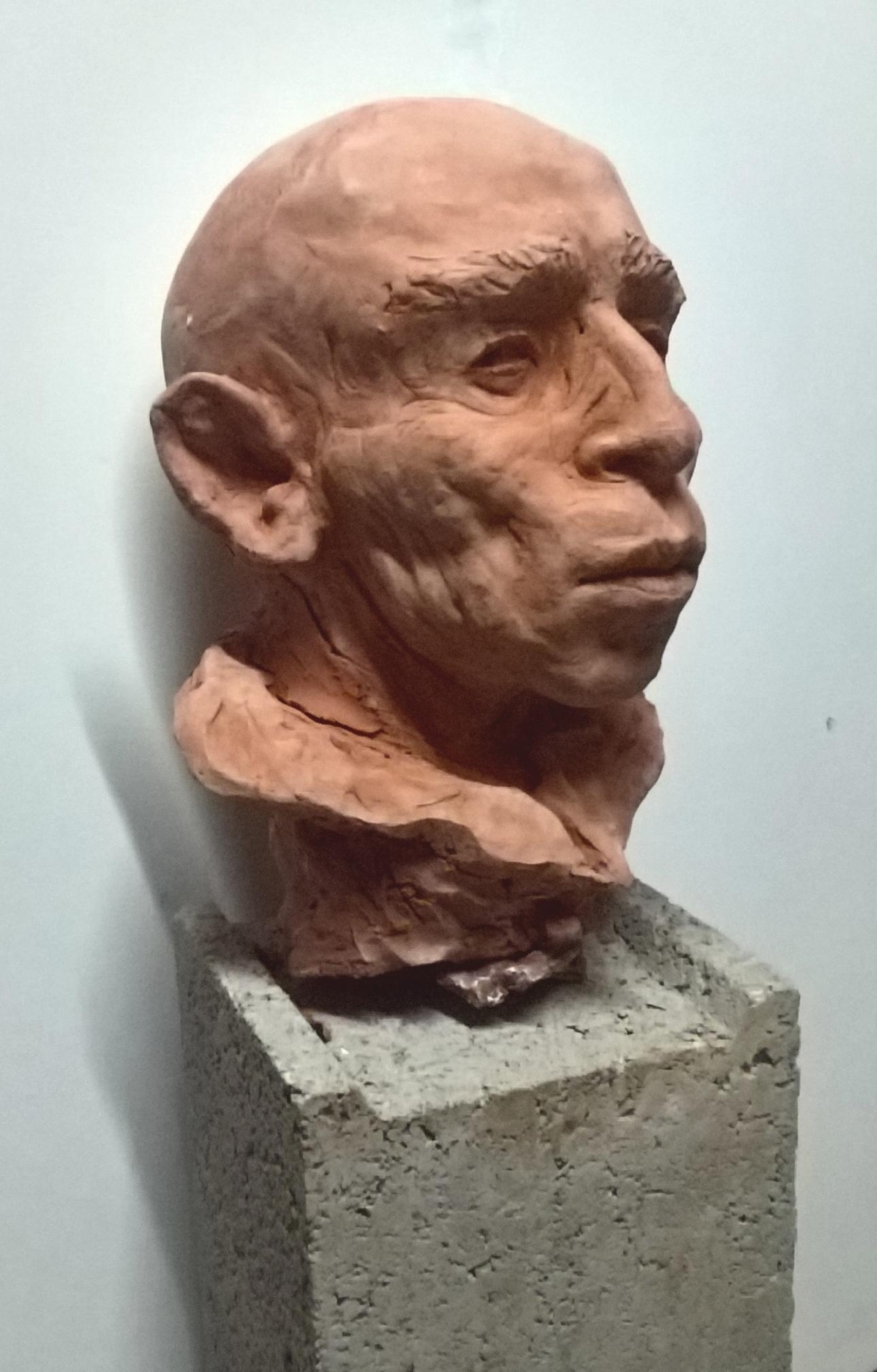The lucky man clay