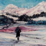 Artiste peintre cotée Drouot