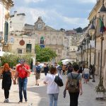 Creative week experience in Matera. European capital of culture 2019