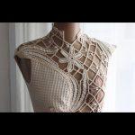 Sarah Radulescu créatrice textile broderie à l'aiguille
