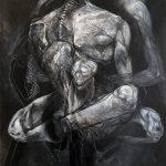 Artiste Peintre Cherchant Résidence Pour Inspiration