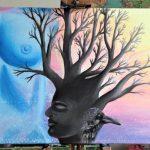 Jeune artiste recherche résidence