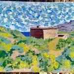 Artiste peintre. DelPrado