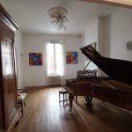 Résidence Pianiste