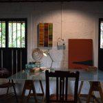 Lakshmi Nivas/ residence artistique/ Kerala/Inde
